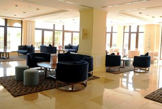 Hotel Steigenberger Al Dau Beach Hotel Lounge/Empfang