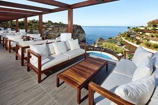 Hotel Tivoli Carvoeiro Algarve Resort Terasse