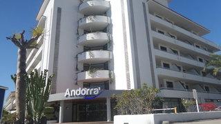 Hotel Andorra Apartamentos Außenaufnahme