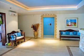 Hotel Porto Koukla Beach Lounge/Empfang