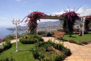 Hotel Ocean Gardens Garten