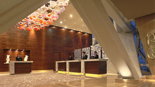 Hotel Andaz Capital GateLounge/Empfang