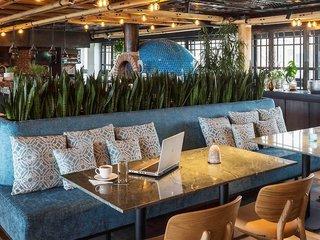 Hotel Novotel Istanbul Bosporus Restaurant