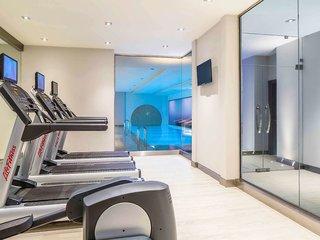 Hotel Novotel Istanbul Bosporus Sport und Freizeit