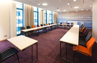 Hotel Scandic Hamburg Emporio Konferenzraum