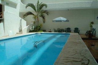 Hotel Antillano Pool