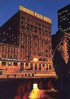 Hotel The Congress Plaza & Convention Center Außenaufnahme