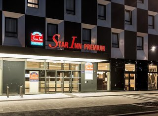 Hotel Star Inn Hotel Premium Wien Hauptbahnhof, by Quality Außenaufnahme