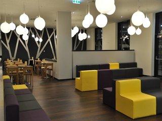 Hotel Star Inn Hotel Premium Wien Hauptbahnhof, by Quality Lounge/Empfang