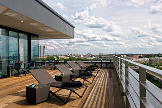 Hotel Vienna House Andel´s Berlin Terasse