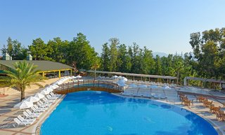 Hotel Club Hotel Sidelya Pool