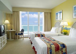 Hotel Best Western Plus Atlantic Beach Resort Wohnbeispiel