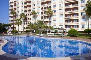 Hotel HYB Eurocalas Aparthotel Außenaufnahme