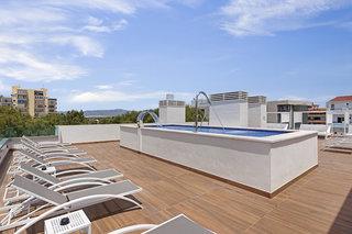 Hotel Metropolitan Playa JUKA Aparthotel Terasse