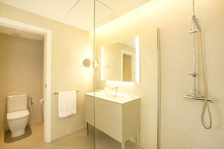 Hotel Cosmopolitan Badezimmer