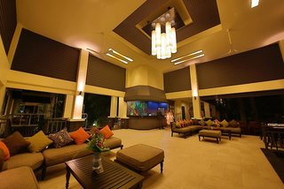 Hotel The Green Park Resort Lounge/Empfang
