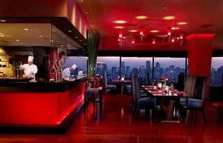 Hotel The Landmark Restaurant