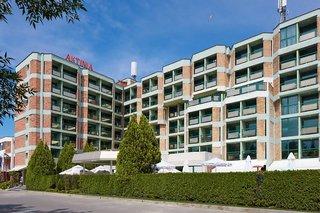 Hotel Aktinia Außenaufnahme
