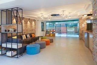 Hotel Aktinia Lounge/Empfang