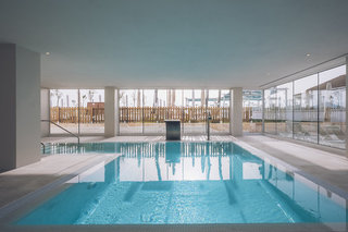 Hotel Iberostar Alcudia Park Hallenbad