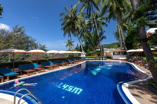 Hotel Best Western Phuket Ocean Resort Pool