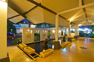 Hotel Sunshine Garden Resort Lounge/Empfang