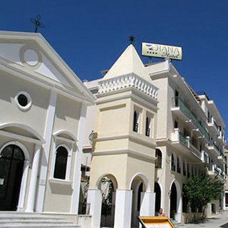 Hotel Diana Hotel Zakynthos Außenaufnahme