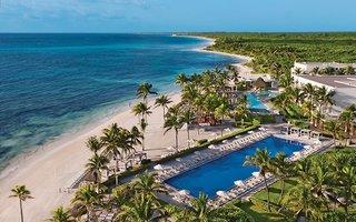 Hotel Dreams Tulum Resort & Spa Luftaufnahme