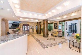 Hotel Baviera Lounge/Empfang