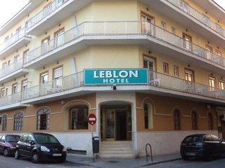 Hotel Leblon Außenaufnahme