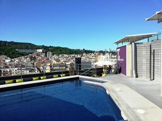 Hotel Barcelona Universal Pool