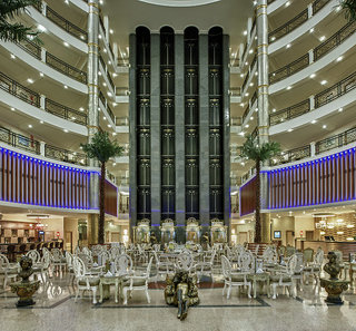 Hotel Delphin Deluxe Lounge/Empfang