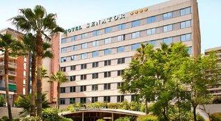 Hotel Senator Barcelona Spa Außenaufnahme