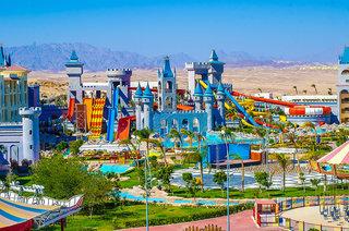 Hotel Serenity Fun City Resort Luftaufnahme