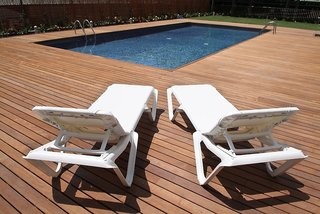 Hotel Magnolia - Erwachsenenhotel Pool