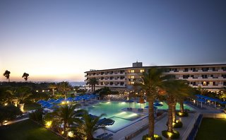 Hotel Mitsis Ramira Beach Außenaufnahme