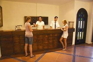 Hotel Altinsaray Lounge/Empfang