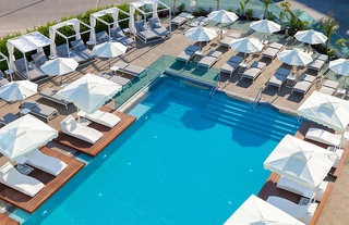 Hotel The Blue Ivy Hotel & Suites Pool