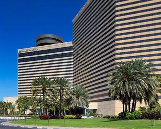 Hotel Hyatt Regency Dubai Außenaufnahme
