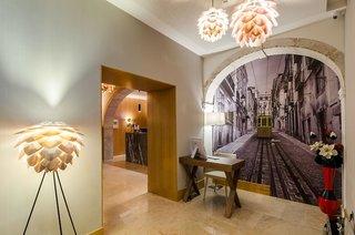 Hotel behotelisboa Lounge/Empfang