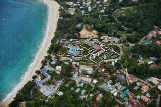 Hotel Coral Strand Luftaufnahme
