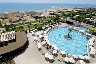 Hotel Seamelia Beach Resort & Spa Luftaufnahme