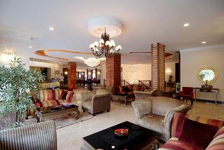 Hotel Grand Okan Lounge/Empfang