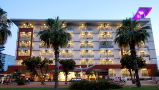 Hotel Grand Okan Außenaufnahme