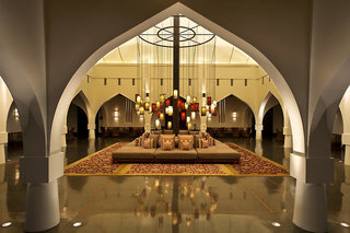 Hotel The Chedi Muscat Lounge/Empfang