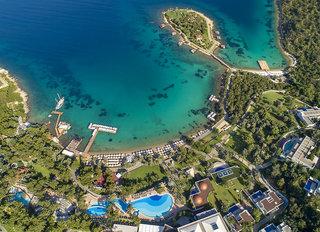 Hotel Rixos Premium Bodrum Luftaufnahme