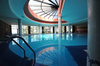 Hotel Monte Mar Palace Hallenbad