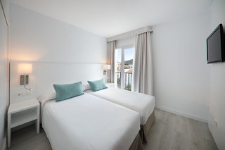 Hotel La Pergola Aparthotel Wohnbeispiel