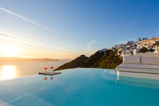 Hotel Infinity Suites & Dana Villas Pool