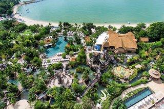 Hotel Centara Grand Mirage Beach Resort Außenaufnahme